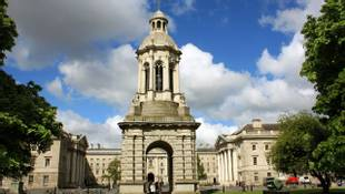 Shutterstock 121929295 Trinity College, Dublin