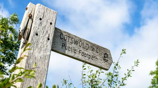 Cotswold Way Guided Trail