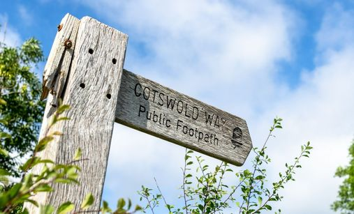 Trails guided walking holidays