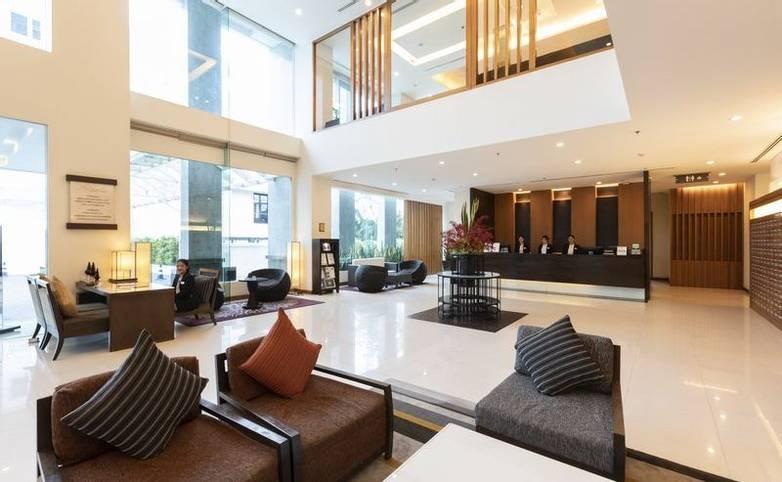 Thailand - Kantary Hotel - Kantary Hotel Ayutthaya-Lobby.jpg