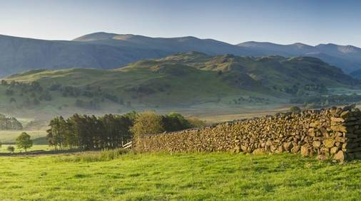 7-Night Northern Lake District Gentle Guided Walking Holiday