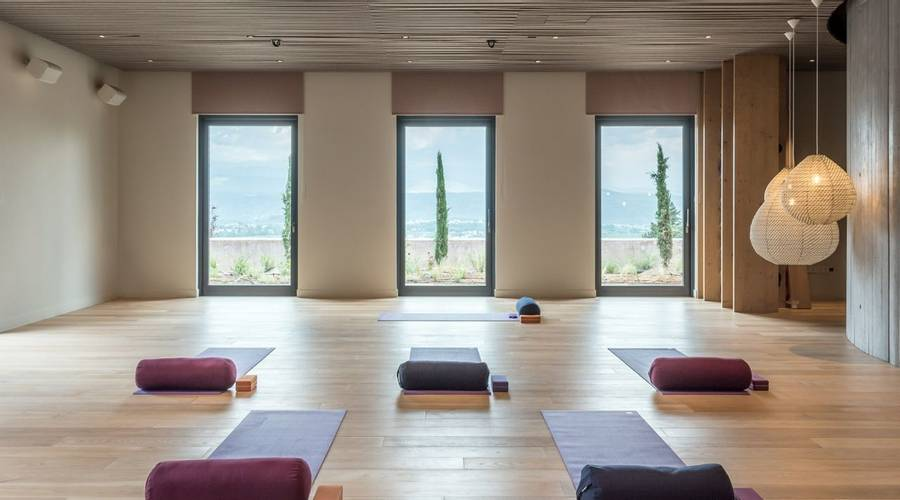 Yoga studio Euphoria