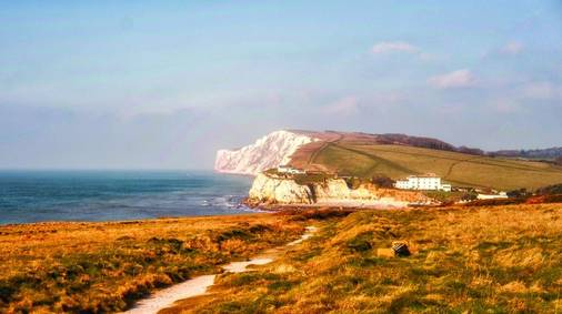 The Isle of Wight Coast Path Guided Trail Holiday