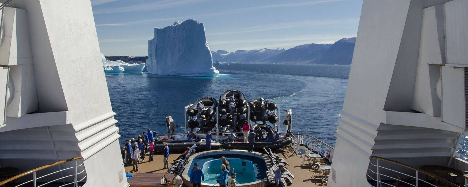 Ocean Diamond In Greenland (2)