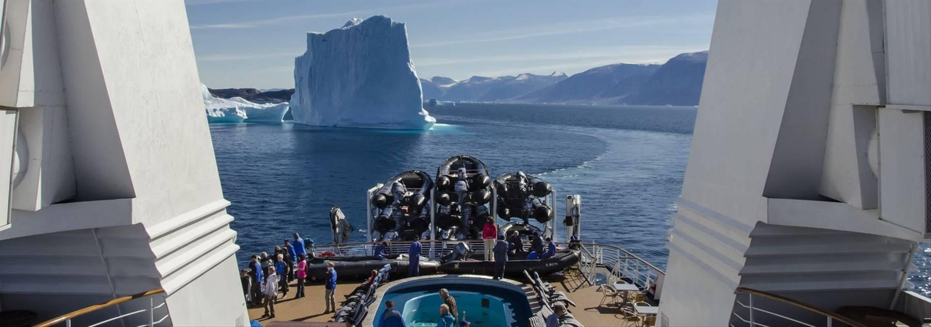 Ocean Diamond In Greenland (2)