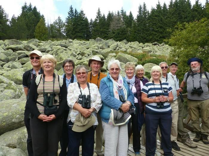 Naturetrek Group at Vitosha