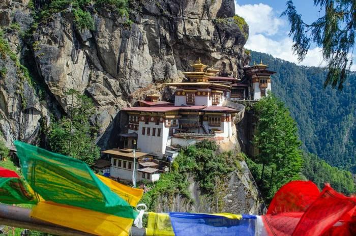 Tiger's Nest Monastry, Bhutan shutterstock_1692047494.jpg