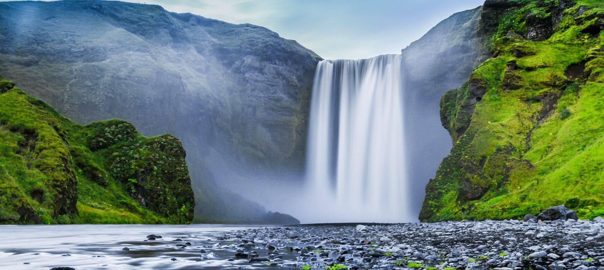 Skogafoss, Iceland Shutterstock 627841700