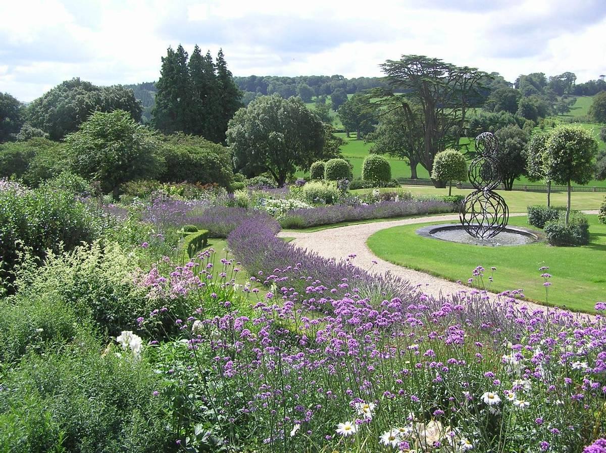 Exmoor Somerset & Devon Garden Tours -  Castle Hill -  056.jpg
