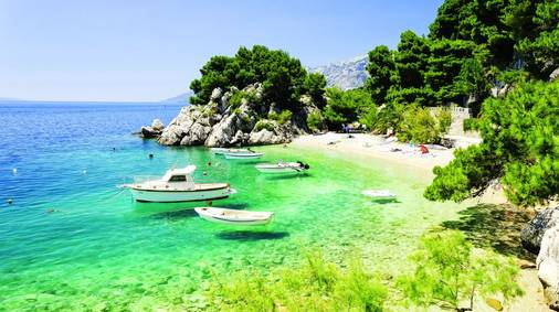 Dalmatian Coast Guided Walking Holiday