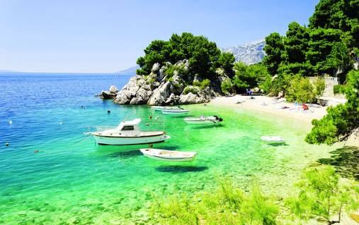 Dalmatian Coast Guided Walking Holiday