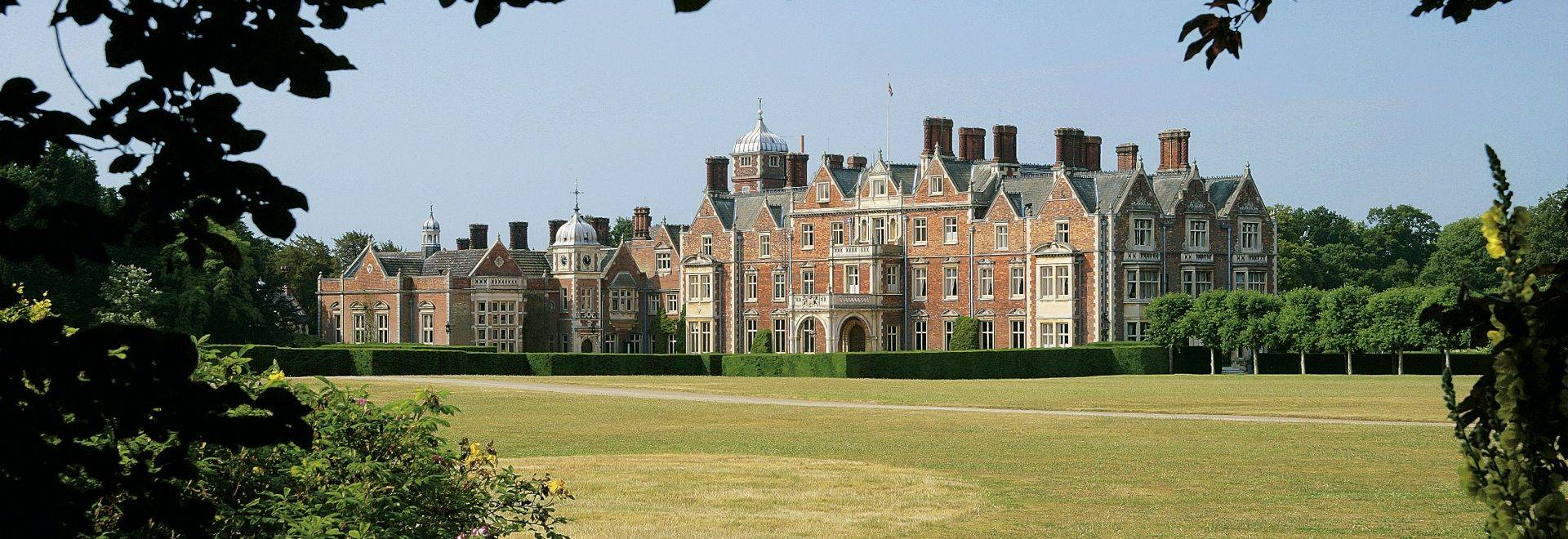 ©Sandringham Estate   East Front