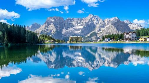 Dolomites Traverse Guided Trail