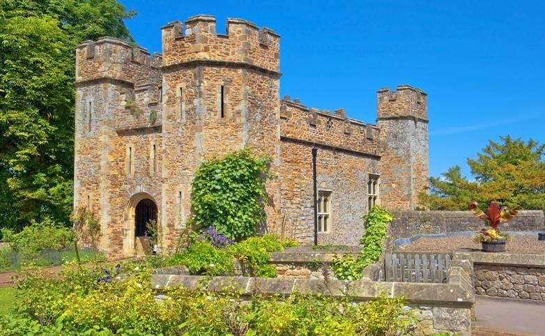 Dunster Castle, Somerset, England