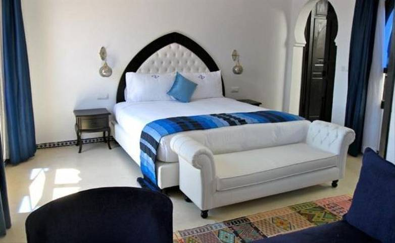 Morocco - Ryad Lina & Spa Chefchaouen - Bedroom - Agent.jpg