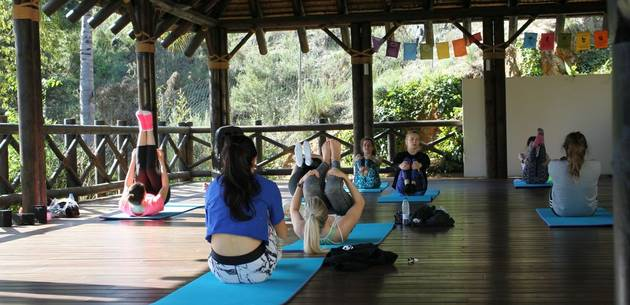 Fitness Retreat at Shanti Som
