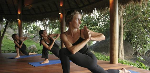 Yoga Synergy at Kamalaya