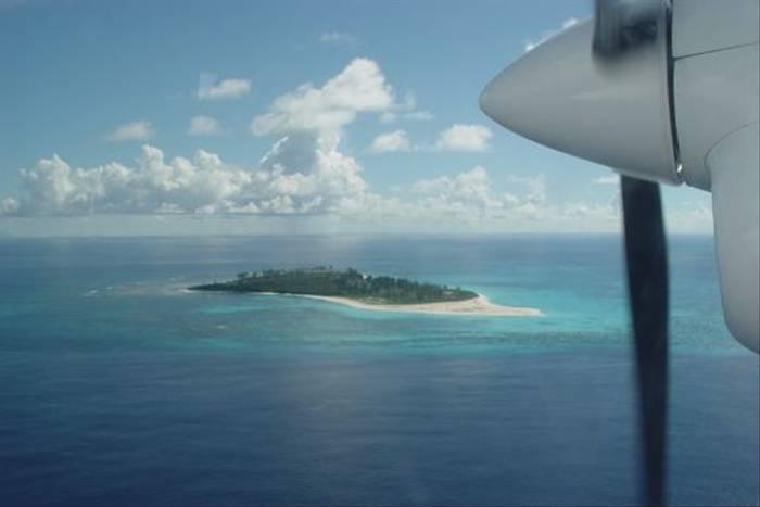 Bird Island Aerial