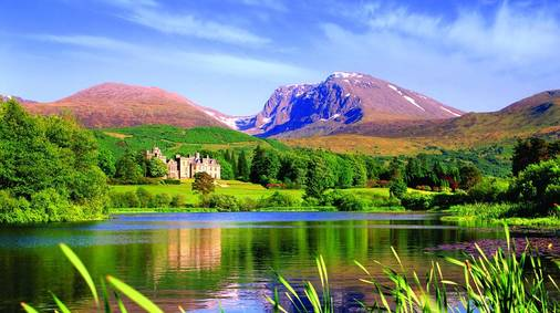 4-Night Scottish Highlands Outdoor Escapes