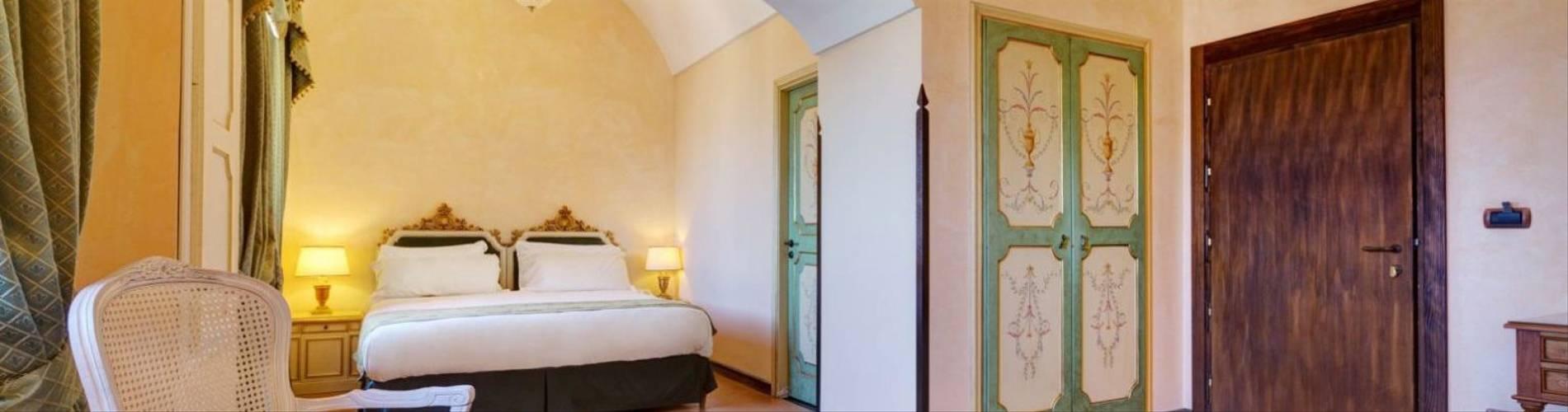 San Francesco Al Monte, Naples, Italy, Junior Suite (2).JPG