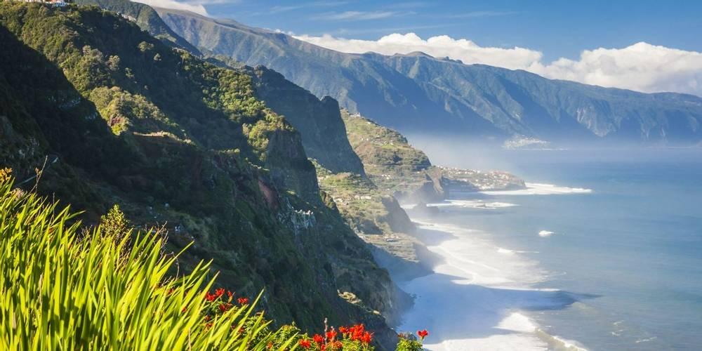 Madeira guided walking holidays