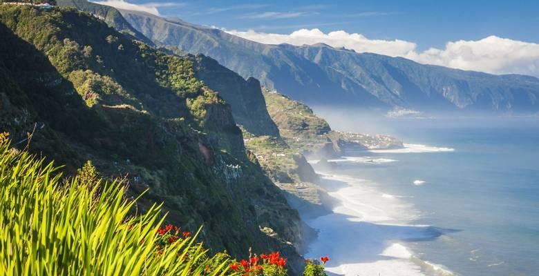 Madeira guided walking holiday