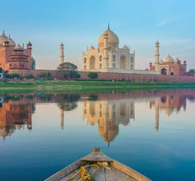 Agra - Hotel Stay & Tour