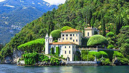 Day 8   Italy   Lake Como   Villa Balbianello  2