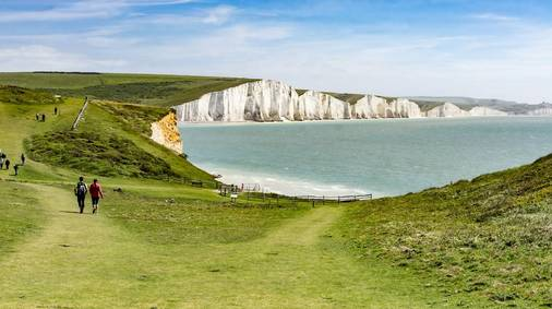 7-Night South Downs Guided Walking Holiday