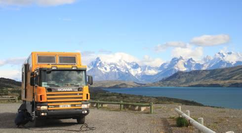 BUENOS AIRES to SANTIAGO (31 days) Patagonian Adventures