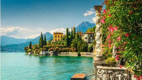 Day 6   Italy   Lake Como   Villa Monastero 1