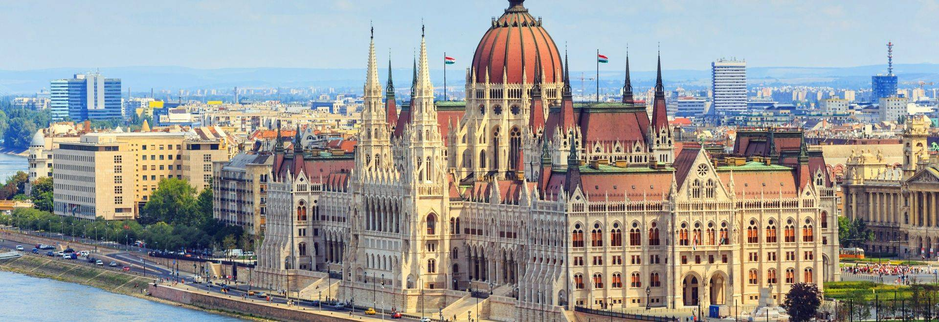 Shutterstock 219158107 Hungarian Parliament Building In Budapest