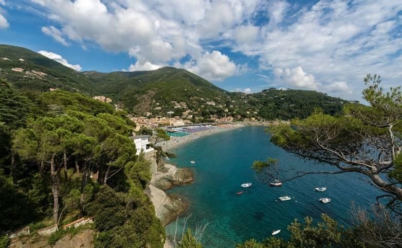 Village of Bonassola - Liguria - Italy