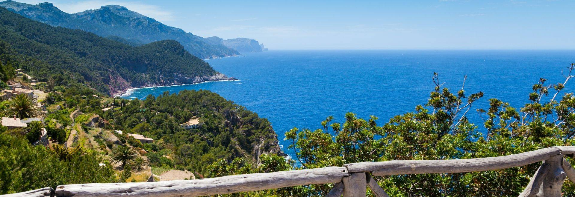 Shutterstock 181058267 Mallorcan Coastline