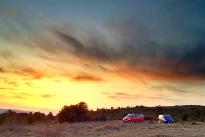Navarra sunset (Jose Ardaiz)