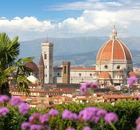 Civitavecchia (Rome) - Disembark Silver Dawn & Florence Hotel Stay