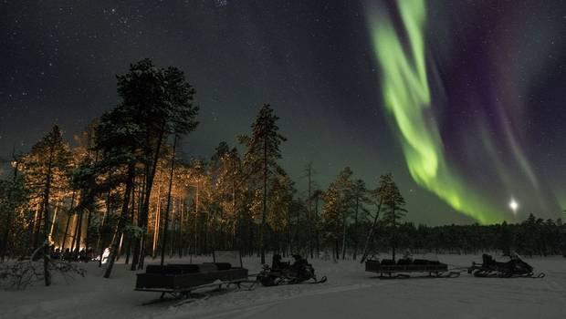 Nangu - Post-Christmas Auroras
