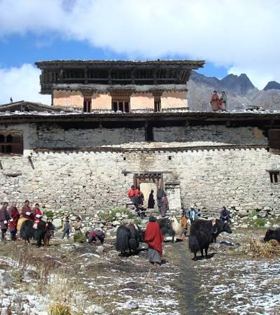 Chozo Dzong