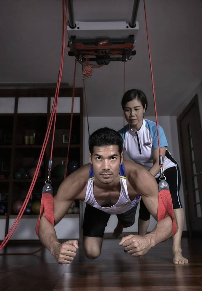 Fitness at Chiva Som