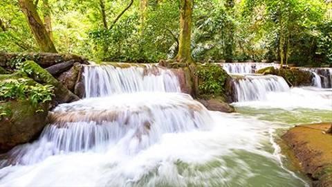 Krabi Waterfall