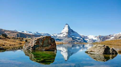 Eiger to Matterhorn Guided Trail