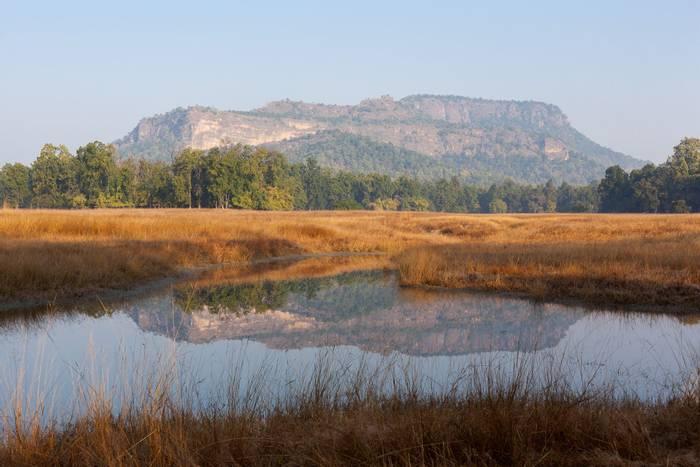 Bandhavgarh Hill, Bandhavgarh National Park, India shutterstock_300588326.jpg