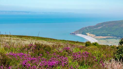 7-Night Exmoor Guided Walking Holiday