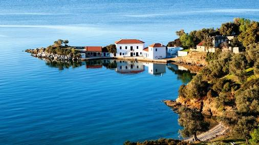 Pelion Guided Walking Holiday