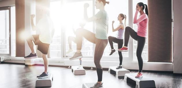 Fitness at Grand Resort Bad Ragaz