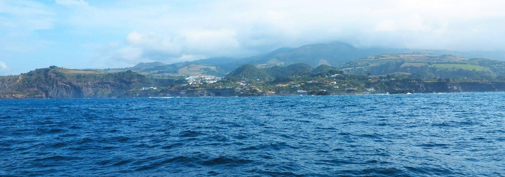 Sao Miguel Island Coast  AntóNio Carvalho E Cunha   Resize