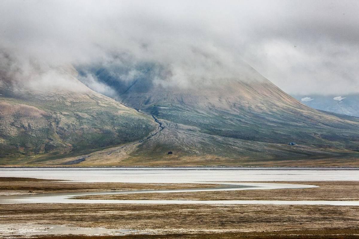 View from Longyearbyen (Robin Couchman)