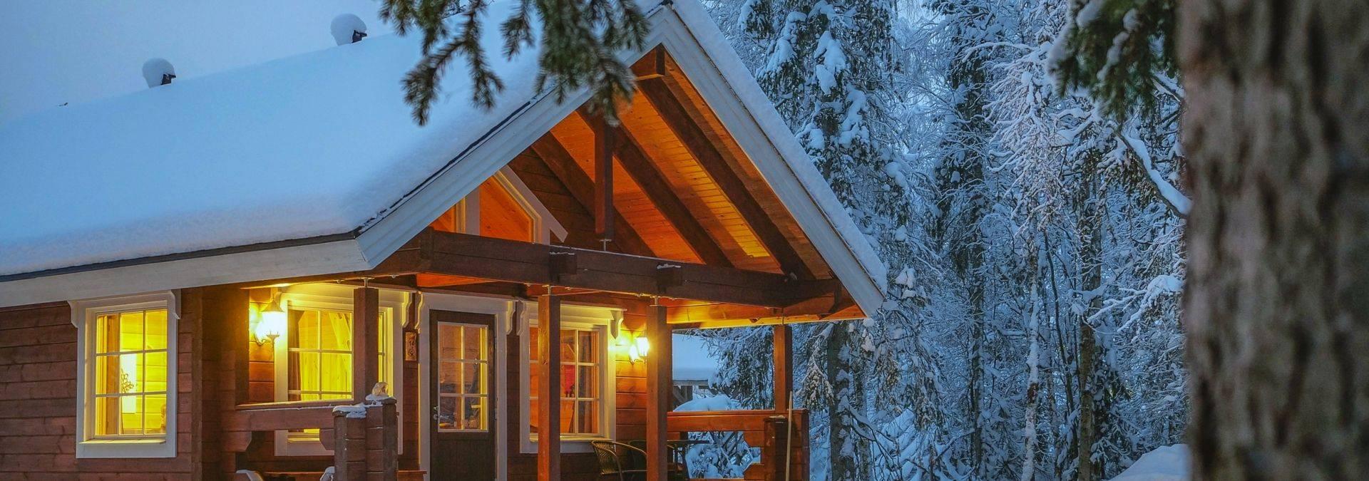Harriniva Riverside Cabin11 Credit Antti PietikäInen
