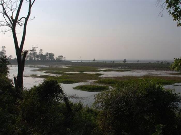 Koshi floodplains (Thomas Mills)