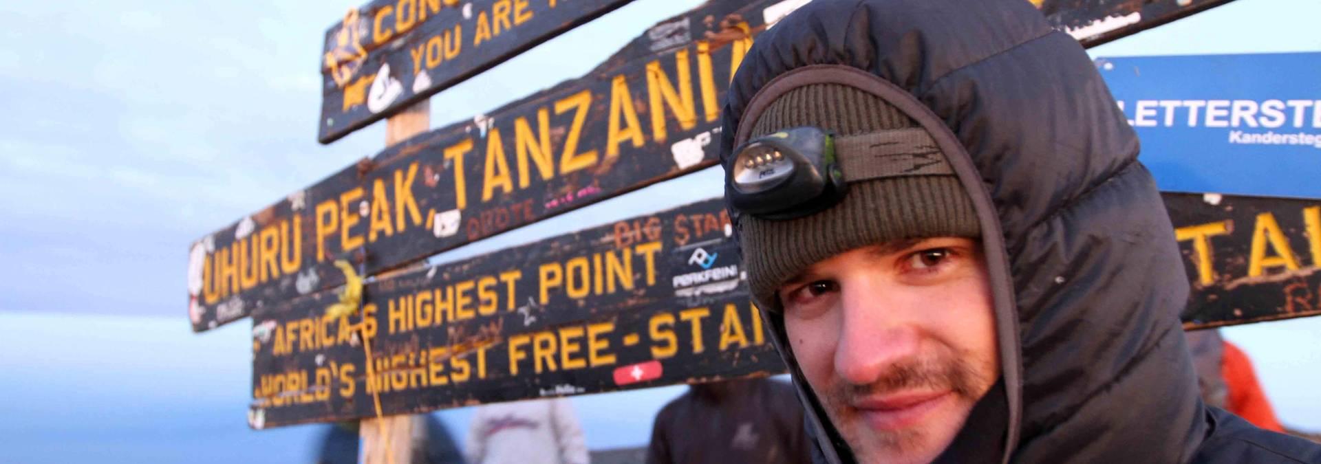 Climbing Kilimanjaro With Honey Badger (15)